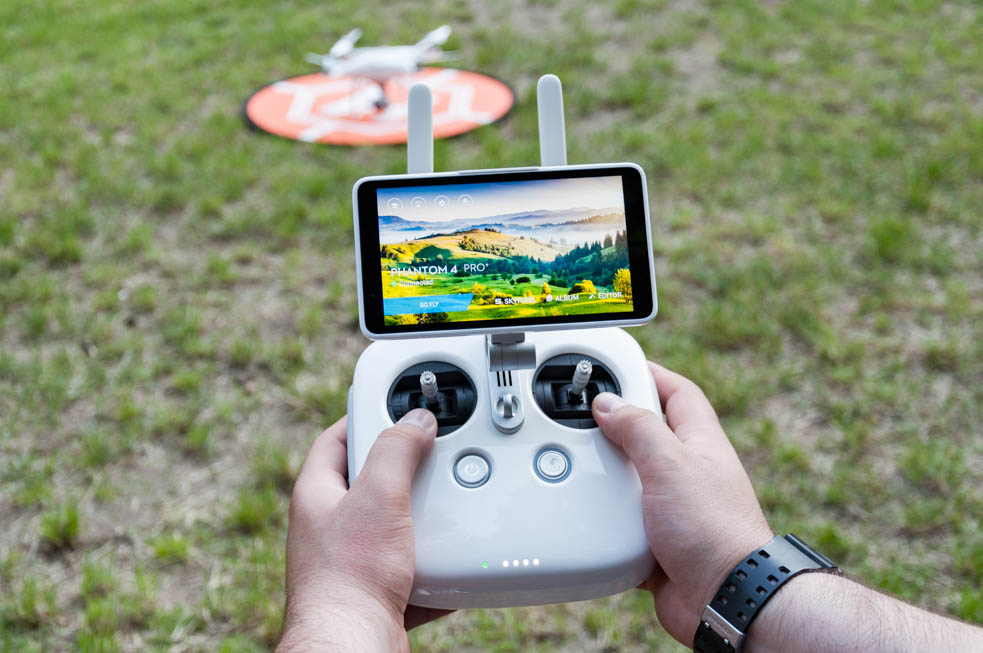 DJI Phantom 4 Remote Control