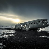 iceland_plane_wreck