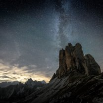 milky_way_over_tre_cime_2