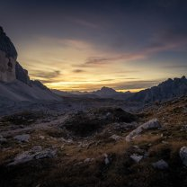 sunset_at_tre_cime