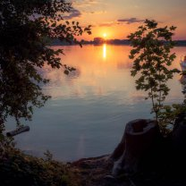 sunset_ruppiner_see